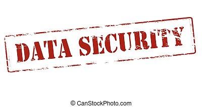 セキュリティー, データ