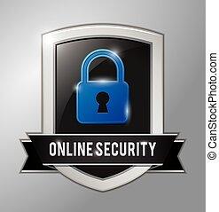 セキュリティー, 保護, オンラインで