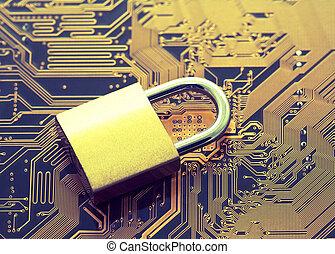 セキュリティー, 概念, コンピュータ