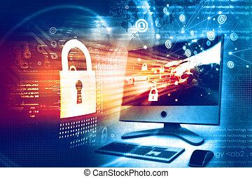 セキュリティー, 概念, デジタル