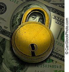 セキュリティー, 財政