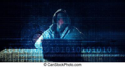 セキュリティー, cyber