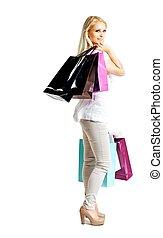 セクシー, 女性買い物