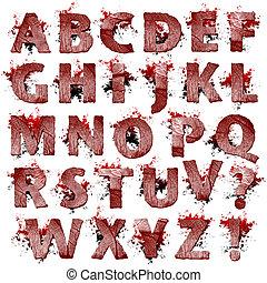 セット, よく, 指紋, 手紙
