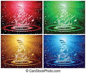 セット, クリスマスカード