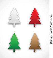 セット, クリスマスツリー