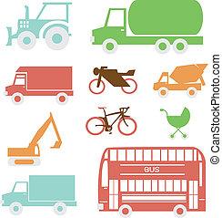 セット, 交通機関