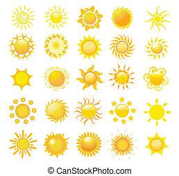 セット, 太陽, ベクトル
