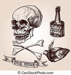 セット, 海賊