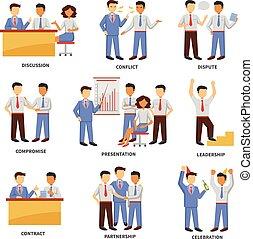 セット, 特徴, ビジネス