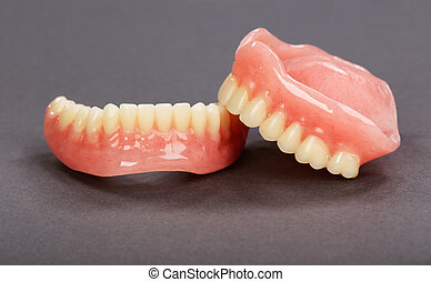 セット, 総入れ歯