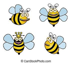 セット, 蜂