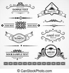 セット, 要素, デザイン