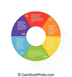 セット, 財政, 金融, グラフ, パイ, 図, infographic, 円