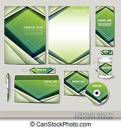 セット, hi-tech, デザイン, 背景, 企業イメージの統一戦略