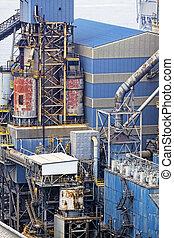 セメントの 工場