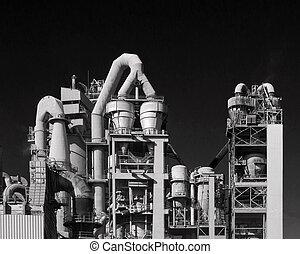 セメント, 産業