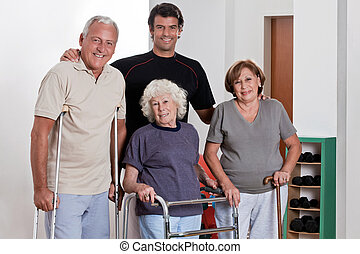 セラピスト, 患者, マレ, 健康診断