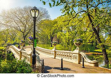 セントラル・パーク, ニューヨーク