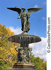 セントラル・パーク, 天使
