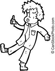 セールスマン, 漫画