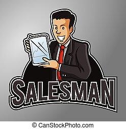 セールスマン