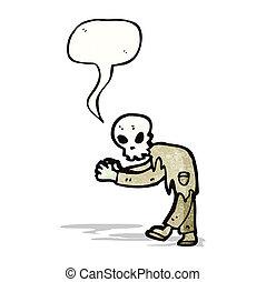 ゾンビ, 漫画