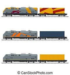 タイプ, 貨物 列車