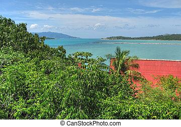 タイ人, 2007, 島