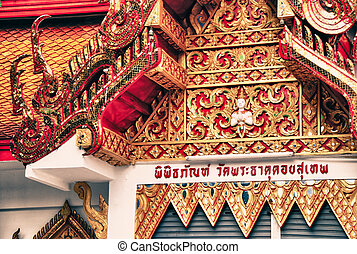 タイ人, chiangmai, 寺院