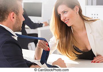 タイ, 女性実業家, セクシー, 保有物, 人