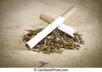 タバコ, タバコ