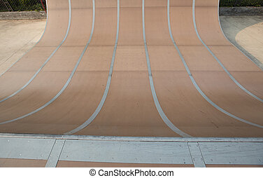 タラップ, skatepark