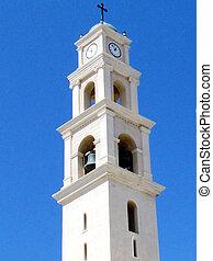 タワー, ピーター, 2012, st., 教会, jaffa