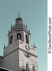 タワー, 教会