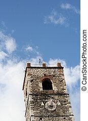 タワー, collon, 教会