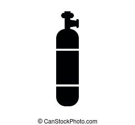 タンク, 酸素