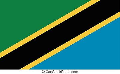 タンザニアの旗, イメージ