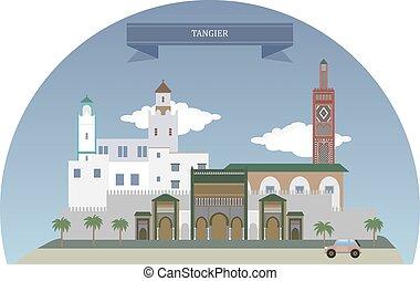 タンジール, モロッコ