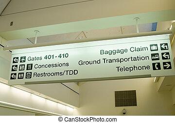 ターミナル, 空港