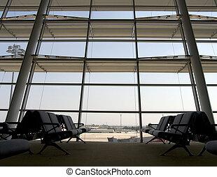 ターミナル, 空港, 2