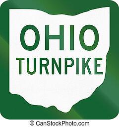 ターンパイク, オハイオ州