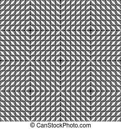 ダイヤモンドパターン, seamless, 対角線, デザイン, 幾何学的