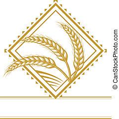 ダイヤモンド, 小麦