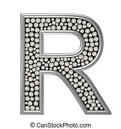 ダイヤモンド, r, 特徴