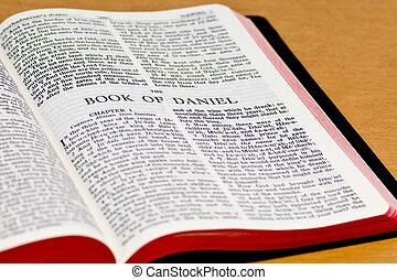 ダニエル, -, ページ, 聖書