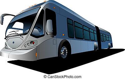 ダブル, 都市バス