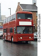 ダブル decker バス