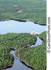 ダム, 水力電気