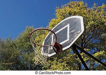 ダンク, バスケットボール